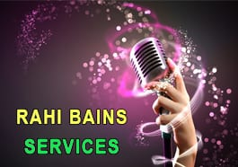 MUSIC SERVICES by Rahi bains