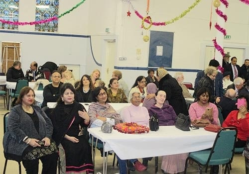 Christmas Celebrations at Pakistan Community Centre