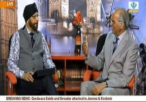 Sikh-CHannel-TV Rahi Bains